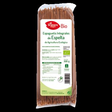 Espaguetti de Espelta Integral Bio
