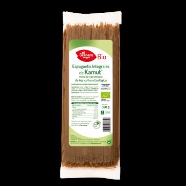 Espaguetti de Trigo Kamut Integral Bio