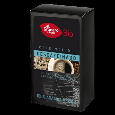 Cafe 100% Descafeinado Arabica