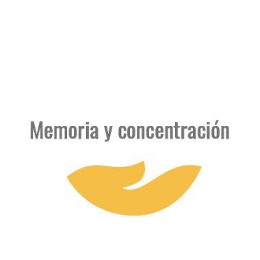 Memoria y concentración