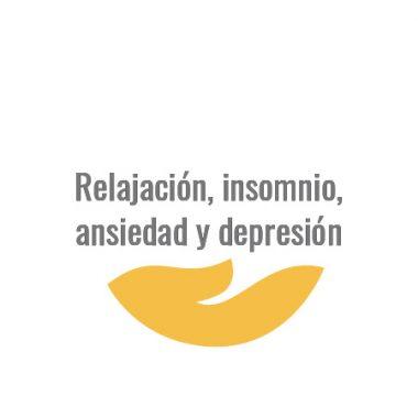 Relajación, insomnio, ansiedad y depresión