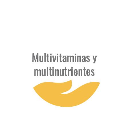 Multivitaminas y multinutrientes