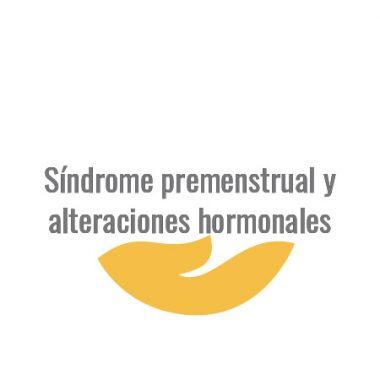 Síndrome premenstrual y alteraciones hormonales