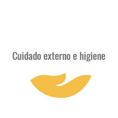 Cuidado externo e higiene