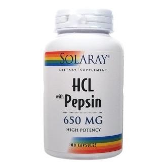 hclpepsin
